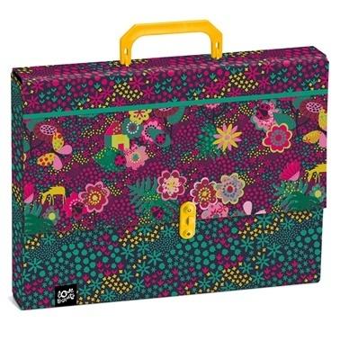 Busquets Laptop /Evrak Çantası Renkli